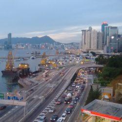 Mei Mei foi pra Hong Kong